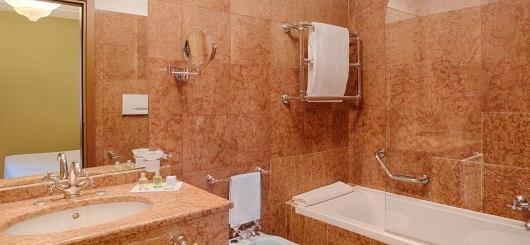 Badezimmer, © NH Hotels
