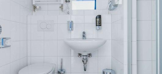 Bad, © a&o hostels Marketing GmbH