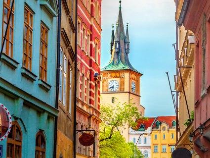 Bahn&Hotel Prag, © getty, Foto: adisa