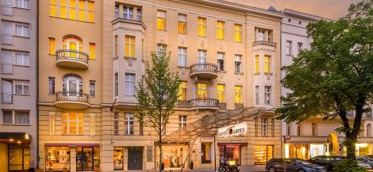 Novum Hotel Gates Außenansicht, © Novum Management GmbH, Foto: Reiner Hausleitner