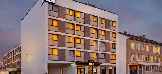 the niu Keg Hamburg Außenansicht, © Novum Management GmbH, Foto: Reiner Hausleitner