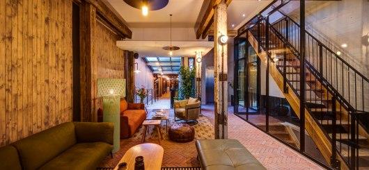 Lobby, © Vondel Hotels