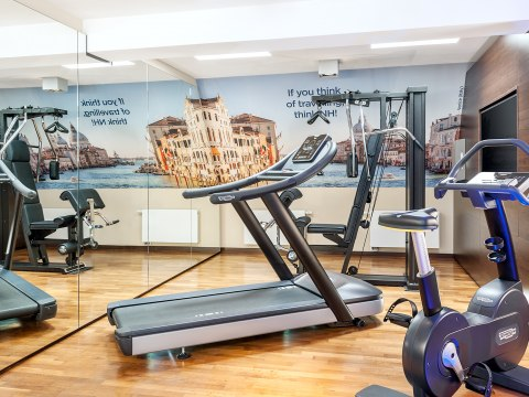 Fitness, © NH Hotels