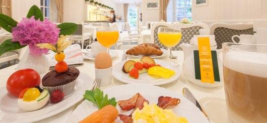 Frühstück, © Hotel Brandies, Sibylle Korbmacher / Foto: Florian Busch