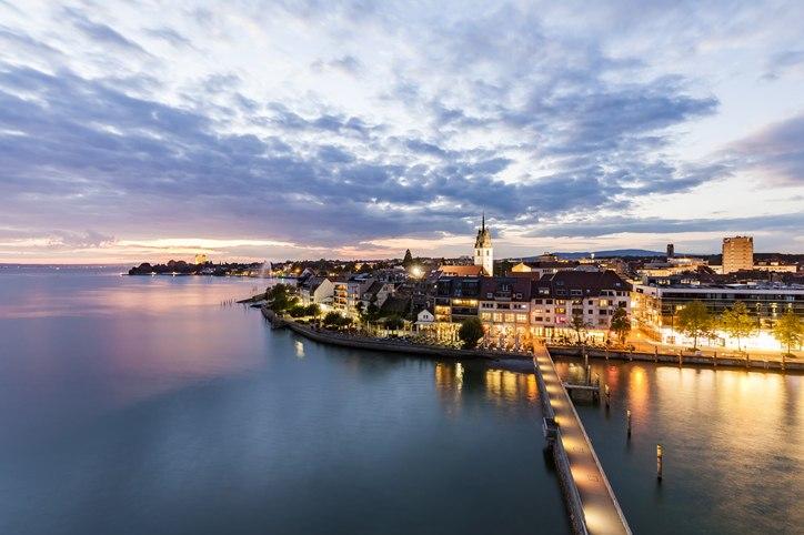 Bahnhit Friedrichshafen, © GettyImages, Werner Dieterich