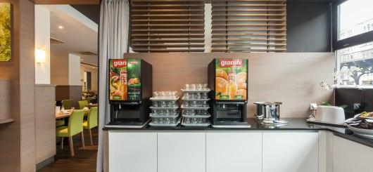 Frühstück, © Novum Management GmbH, Foto: Sven Philipsen