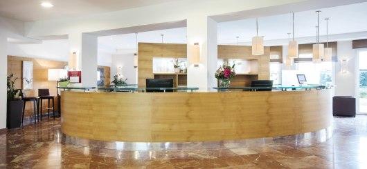 Rezeption, © ARCOTEL HOTELS
