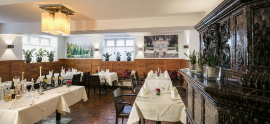 Salieri – Das Restaurant, © ARCOTEL Castellani Salzburg