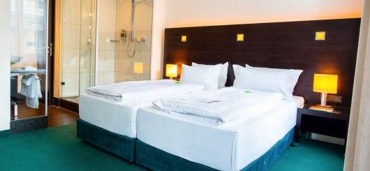 Komfort Zimmer, © Flemings Hotel München City