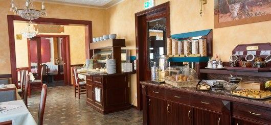 Frühstück, © Hotel Alfa