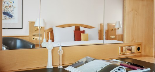 Zimmer, © Derag Livinghotel Großer Kurfürst