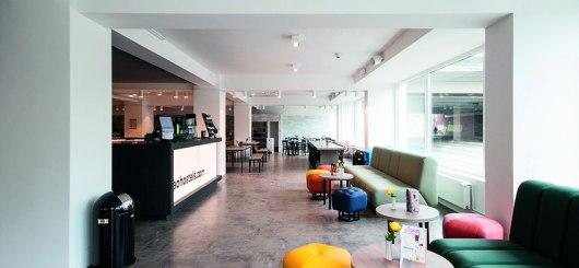 Rezeption und Lobby, © a&o hostels Marketing GmbH