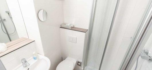 Badezimmer, © Hotel Demas City
