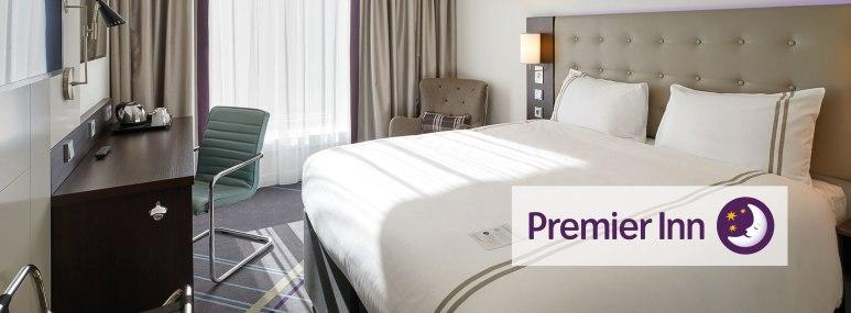 Entdecken Sie die Premier Inn Hotels mit BAHNHIT.DE, © Premier Inn GmbH