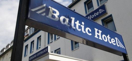 Außenansicht, © Baltic Hotel Lübeck
