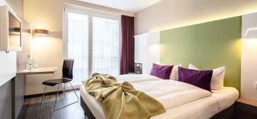 Doppelzimmer, © Hotel Demas City
