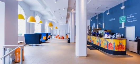 Lobby, © a&o hostels Marketing GmbH