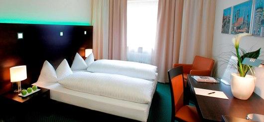 Comfort Zimmer, © Flemings Hotel München-Schwabing