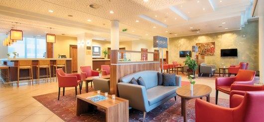 Lobby, © Leonardo Hotel Dresden Altstadt
