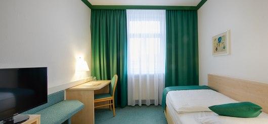 Einzelzimmer, © Hotel Kaiserin Augusta