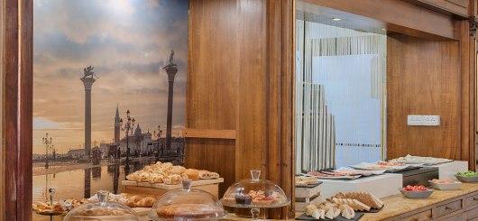 Frühstücksbuffet, © NH Hotels