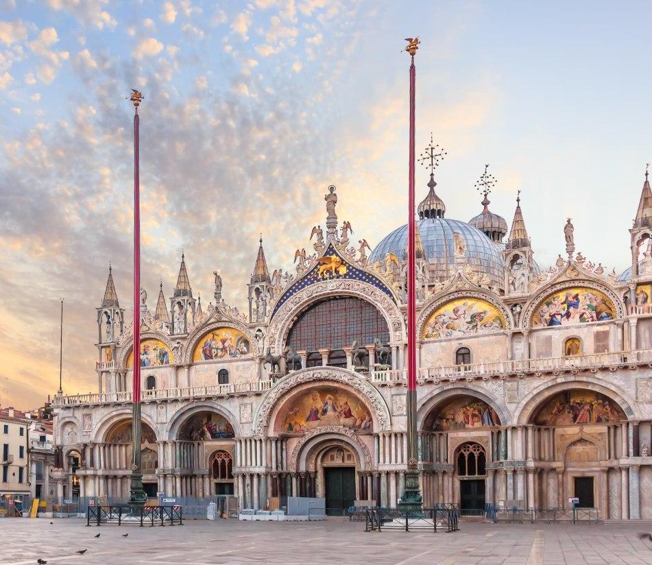 Markusdom in Venedig - BAHNHIT.DE, © getty, Foto: Anton Aleksenko