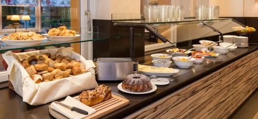 Frühstücksbuffet, © Best Western Plus Hotel St. Raphael