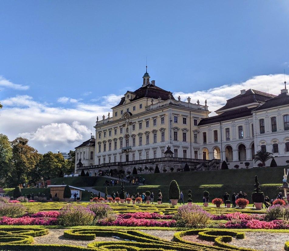 Residenzschloss mit Blühendem Barock, © Pexels, Evi Rodemann