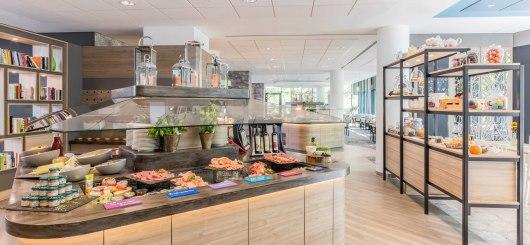 Buffet, © Park Inn by Radisson Köln City West