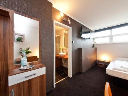 Bahnhit Novum Hotel Aviva, © Novum Management GmbH, Foto: Reiner Hausleitner