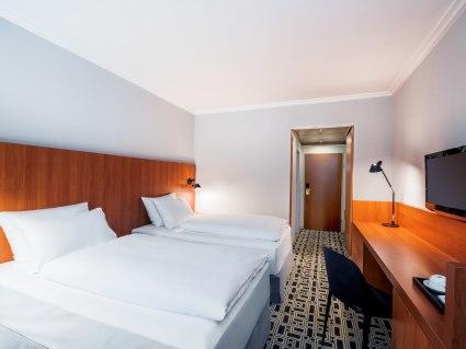 Bahnhit NH Prague City, © NH Hotels