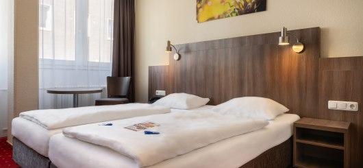 Doppelzimmer, © Novum Management GmbH