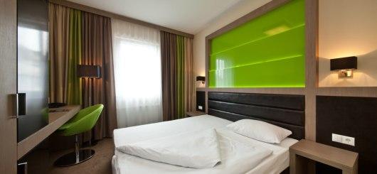 Doppelzimmer, © Novum Management GmbH, Foto: Reiner Hausleitner