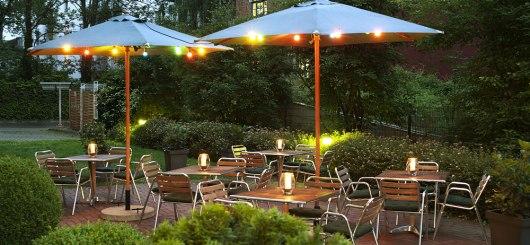 Garten, © NH Hotels