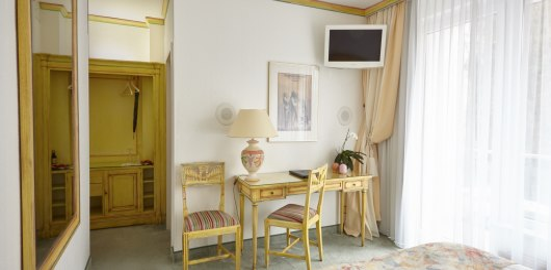 Zimmer, © Villa Kastania GmbH Hotel