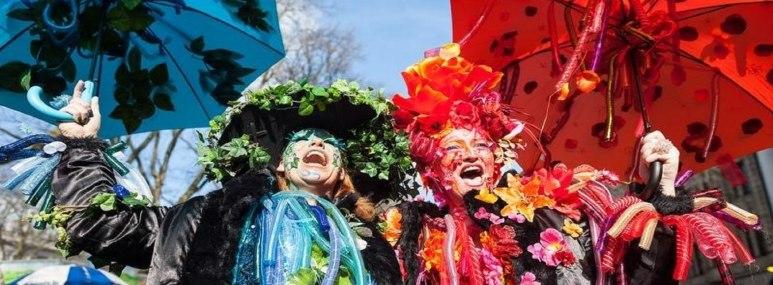 Karneval in Düsseldorf, © dpa/Düsseldorf Tourismus