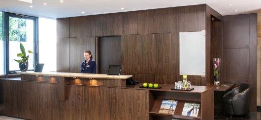 Rezeption und Lobby, © NH Hotels