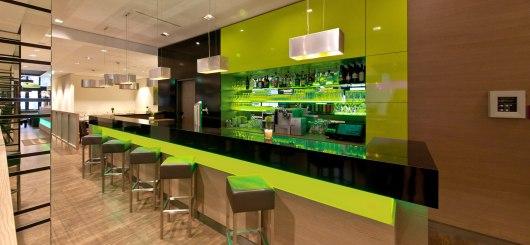 Novum Style Hotel Berlin Centrum Hotelbar, © Novum Management GmbH