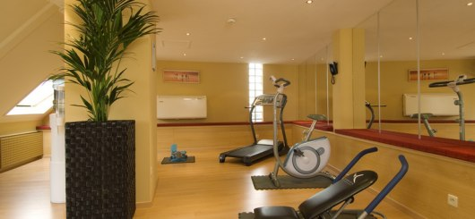 NH Brussels Louise Fitnessraum, © NH Hotels