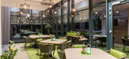 Restaurant (Garden & Lounge), © Park Inn by Radisson Köln City West