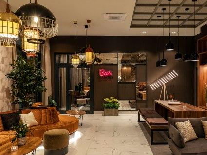 NH Mannheim Lounge - BAHNHIT.DE, © NH Hotels