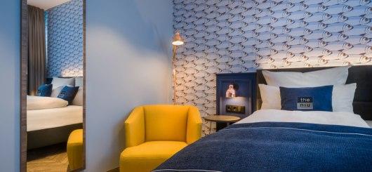 the niu Welly Hotelzimmer, © Novum Management GmbH