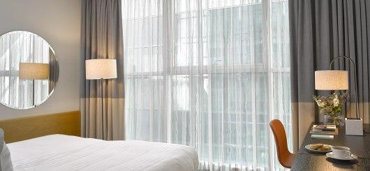 K + K Hotel Fenix Doppelzimmer, © K+K Hotel Fenix