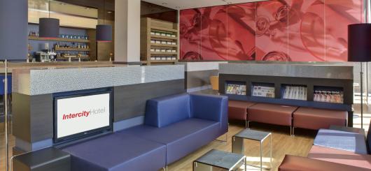 Lounge, © IntercityHotel GmbH