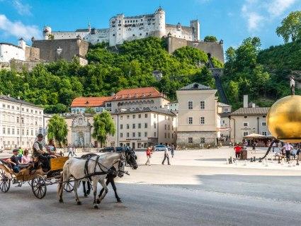 Bahnhit Salzburg, © getty