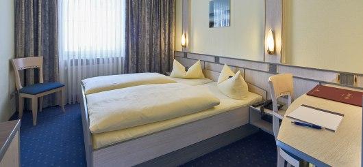 Doppelzimmer, © Hotel Alfa