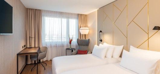 Doppelzimmer, © NH Hotels