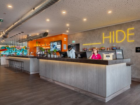 the niu Hide Berlin Lobby, © Novum Management GmbH, Foto: Reiner Hausleitner