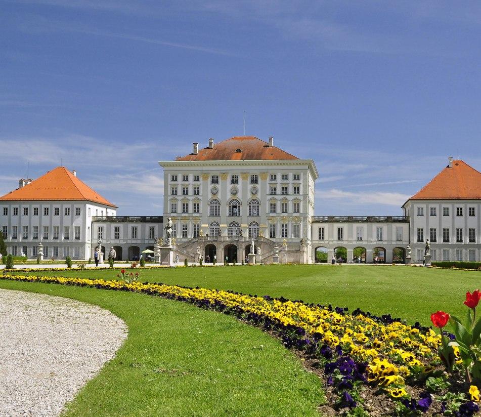 Der Park von Schloss Nymphenburg - BAHNHIT.DE, © München Tourismus, Foto: J. Lutz