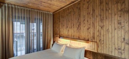 Doppelzimmer, © Vondel Hotels